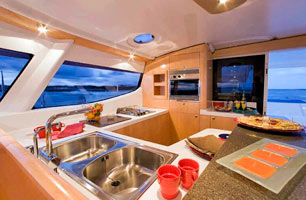 sailboat category luxurious