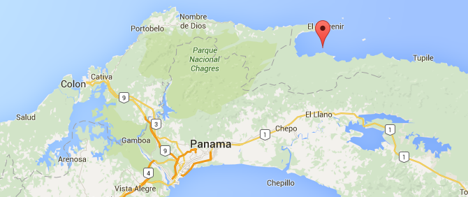 how to get to san blas from panama city