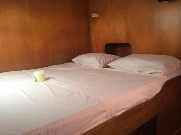 GRAND SUD 47 - cabin 2