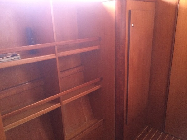 GRAND SUD 47 - closet