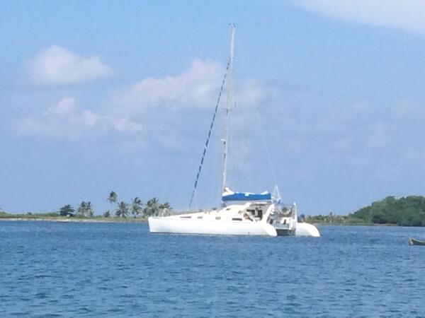 GRAND SUD 47 - san blas islands
