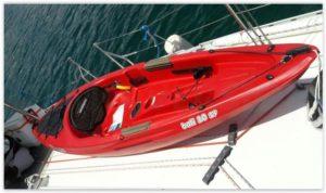 Nautitech 445 Kayak