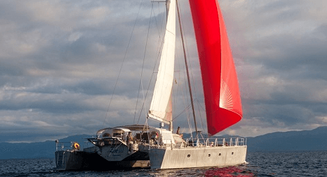 ZOE Catamaran -_Sailing_in_San_Blas